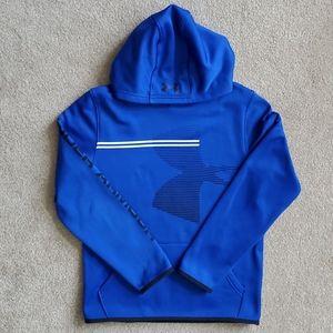 Boys UA Hooded Sweatshirt